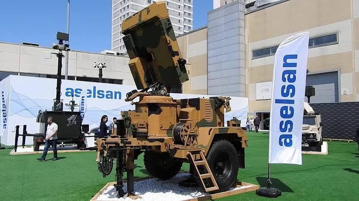 Perusahaan Terbaik Pertahanan Turki di Dunia